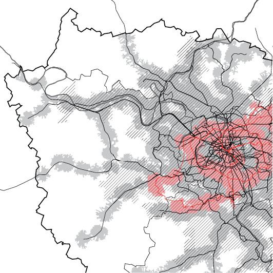LE GRAND PARIS DES DENSITÉS DISPERSÉES